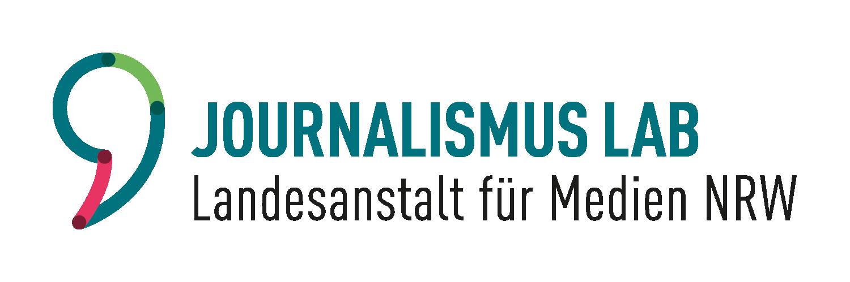Logo des Journalismus Lab